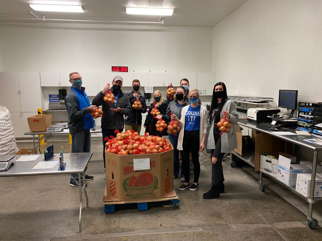 great plains food bank volunteering