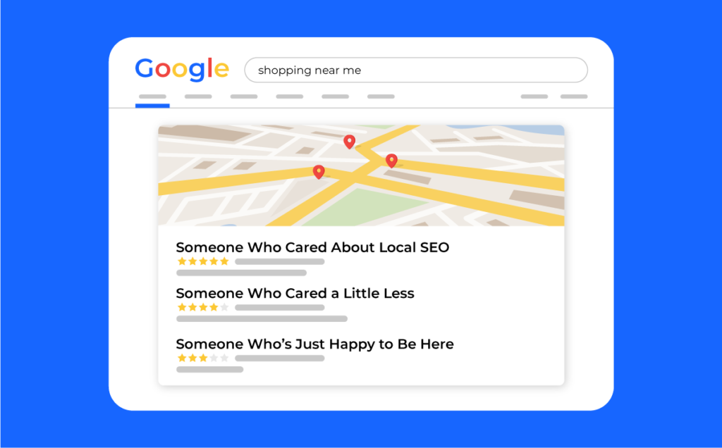 local seo impact google my business