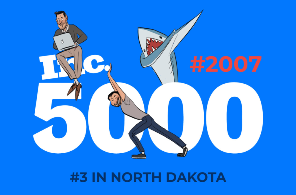 AdShark Marketing makes the Inc. 5000 list for the 2nd year in a row.