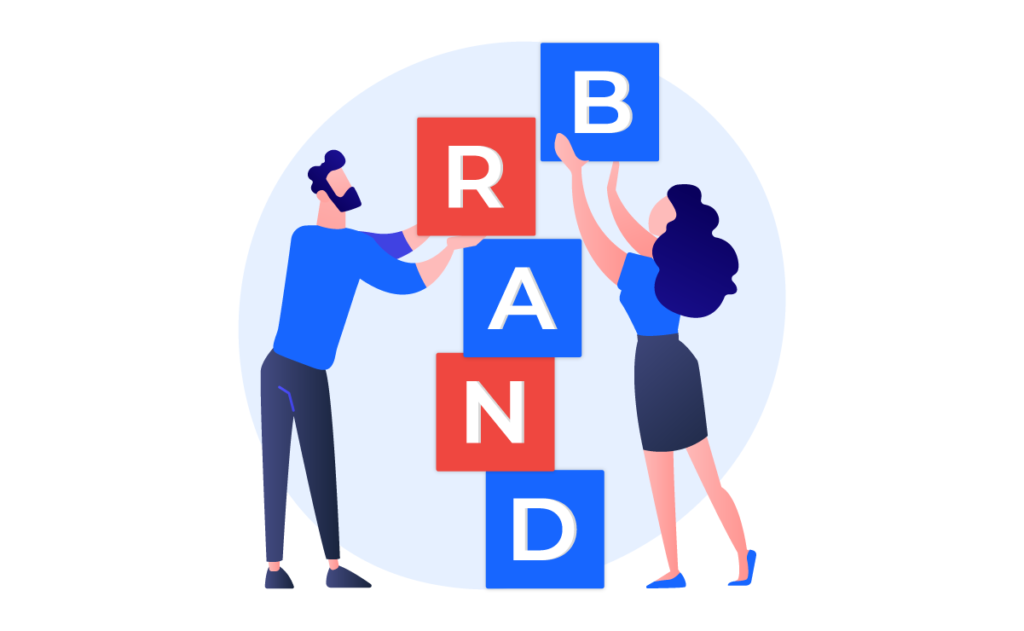 building a brand digital marketing