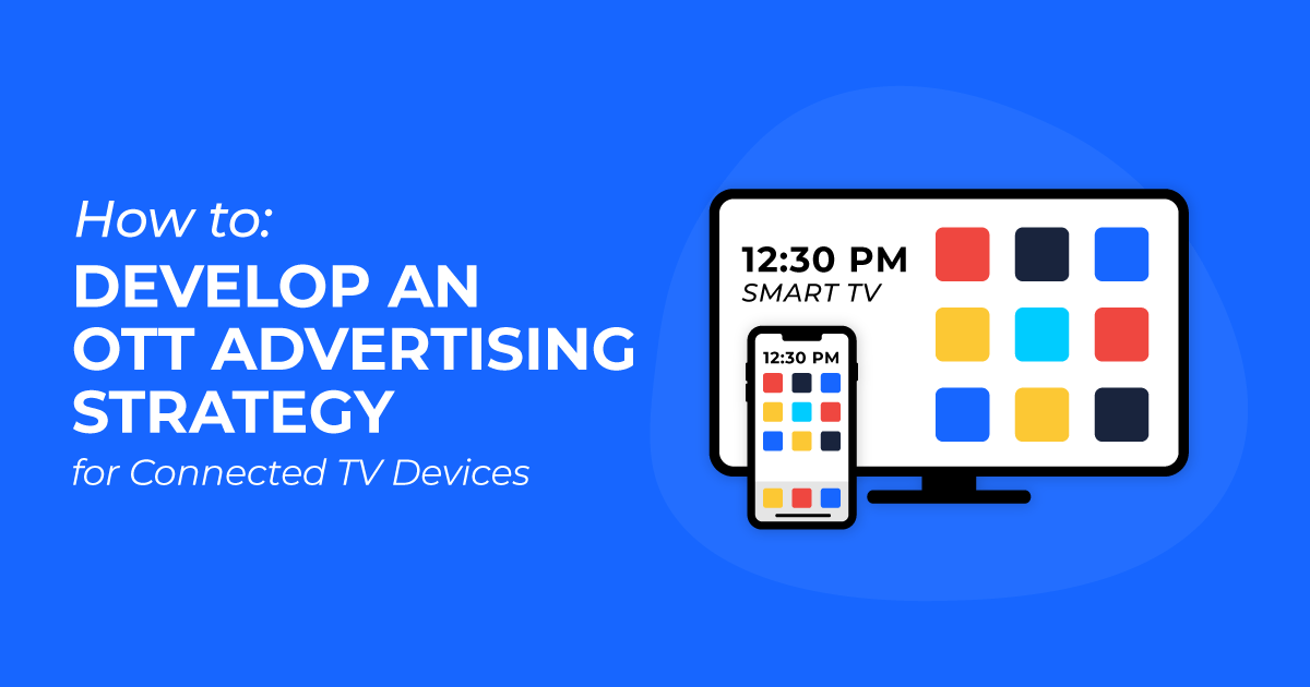 how to advertise on connected tv