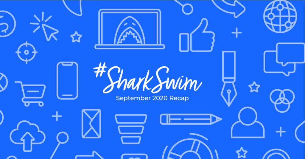 adshark company news 2020 september