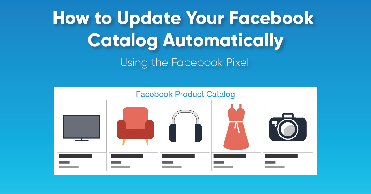 Facebook-pixel-catalog