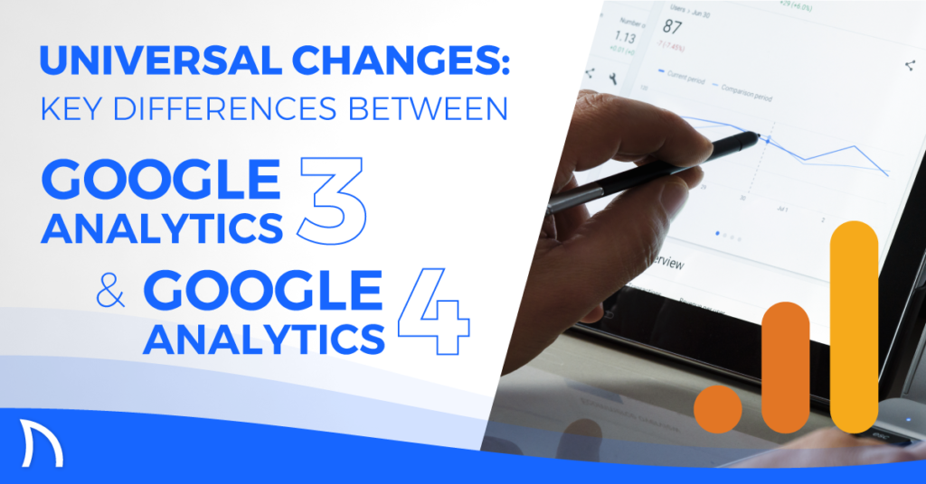 new google analytics changes