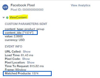 Facebook Dynamic Product Ads & Product Feeds on BigCommerce